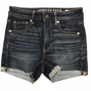 🔸3/$25 American Eagle Super Hi-Rise Shortie 4